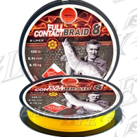 Bookor Full Contact Braid 8